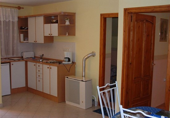 Apartmány CSERMELY 20 -