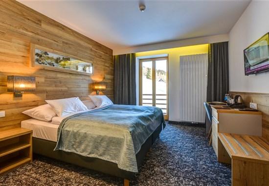 Špindlerův Mlýn - hotel AMENITY (Zdravý pohyb) -